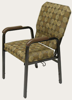 Economy Stackable Chairs Virginia Church Furniture